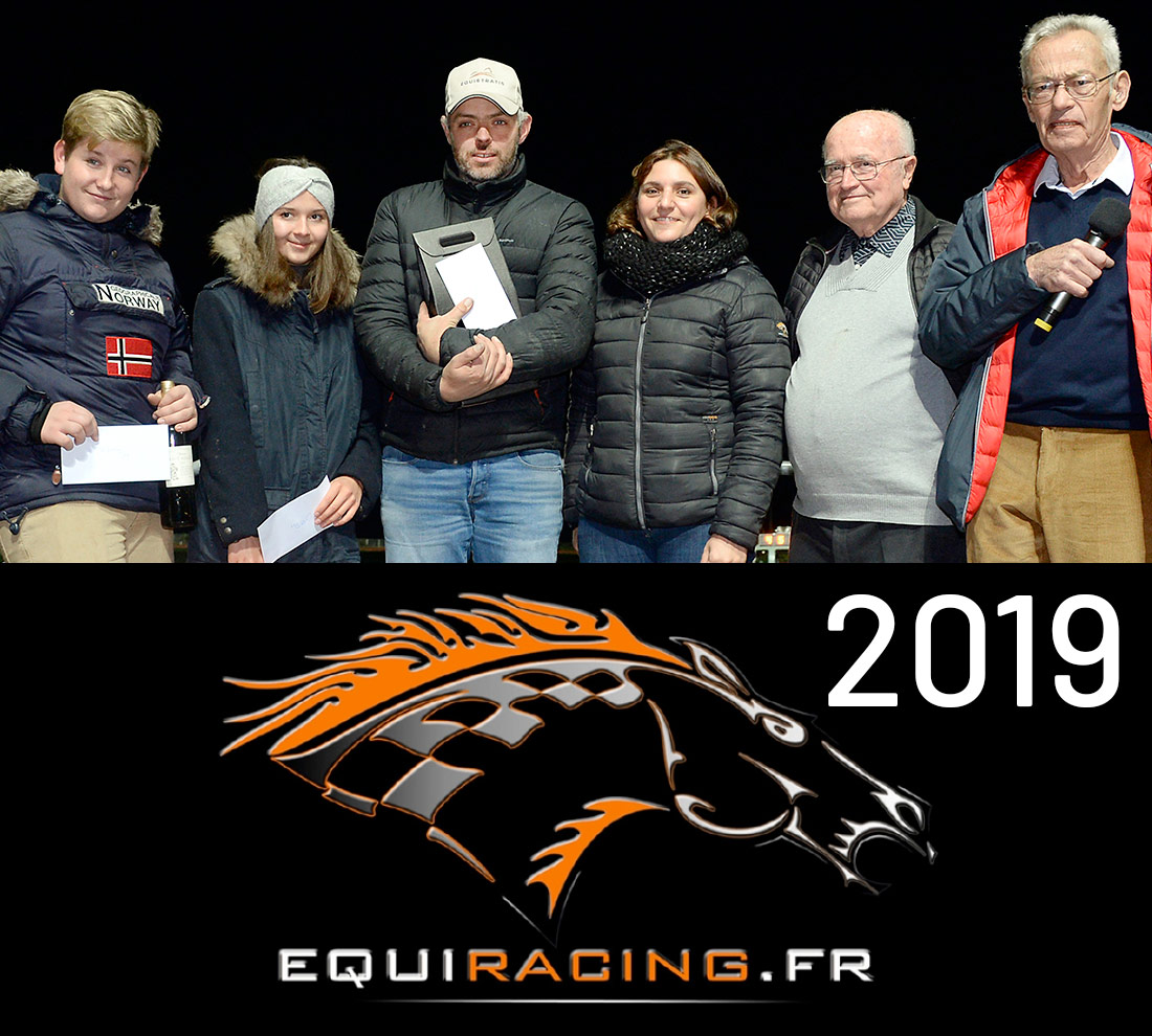 Gagnants du Challenge Equiracing 2019